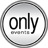 Only Events Event Planning Auckland New Zealand Logo
