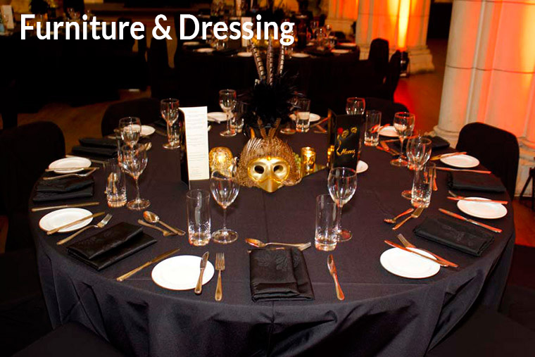 Event Management Services / furniture