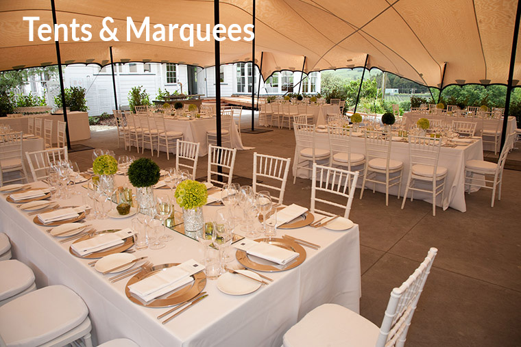 Event Management Services Tents