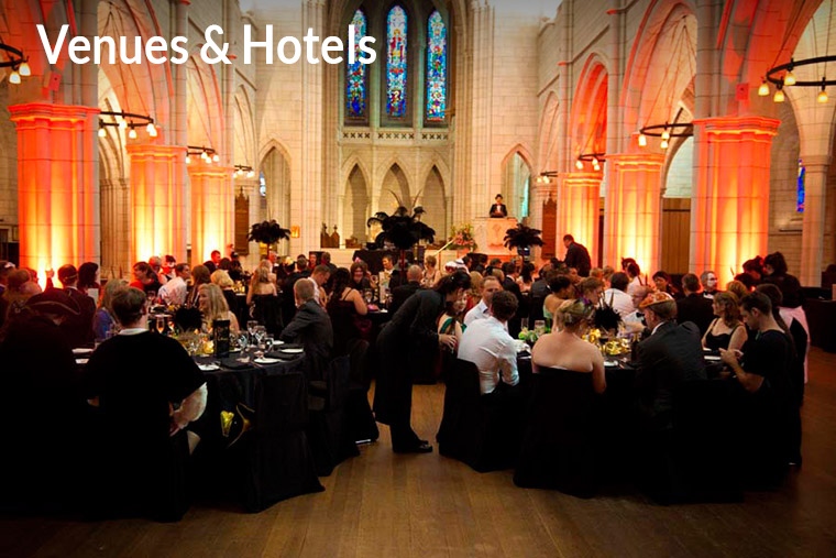 Event Management Services Venues
