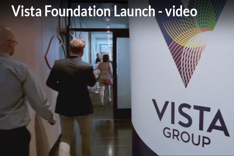 Vista Foundation Launch